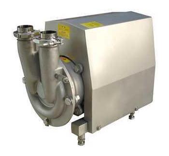 卫生自吸泵的选型及工作原理