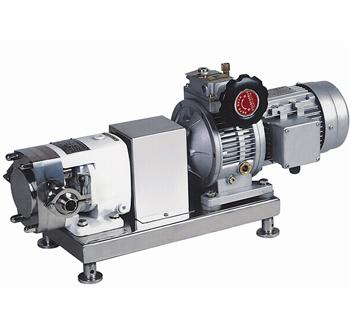 高粘度泵的特点及工作原理