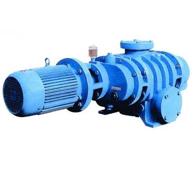 罗茨泵工作原理性能特点